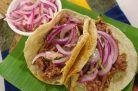 Cómo preparar Cochinita pibil para tacos en olla express - Receta yucateca