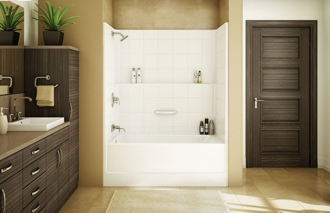 One Piece Tub Amp Shower Tstea Plus Alcove Or Tub Showers
