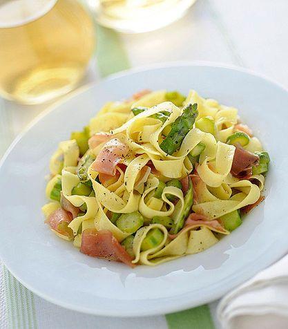 10 ricette con asparagi