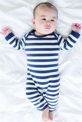 Say It Baby Navy Striped Baby Boy Romper. http://www.sayitbaby.co.uk/Say-It-Baby-Navy-Striped-Baby-Boy-Romper-p/bstriromp.htm