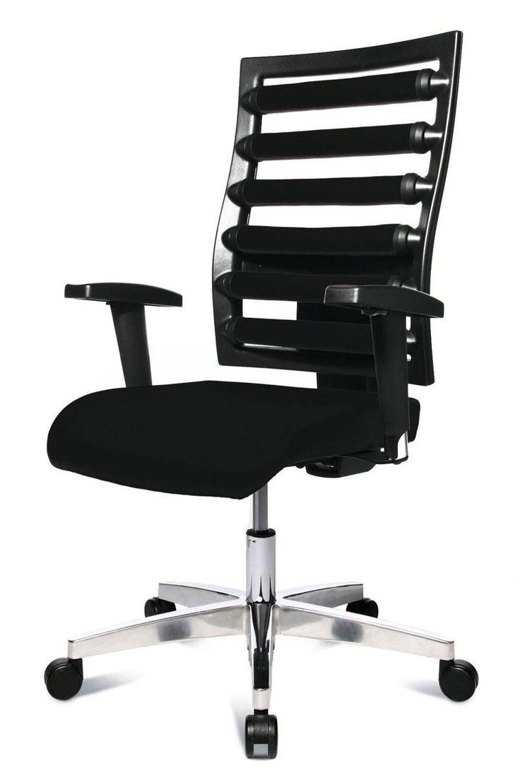 450€ Fauteuil de bureau ergonomique avec dossier massant Forst
