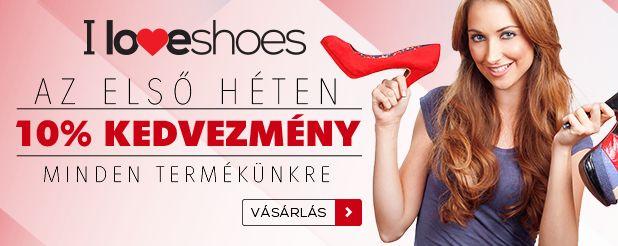 Női és férfi cipők, női táskák és gyermekruházat - iloveshoesbudapest.hu