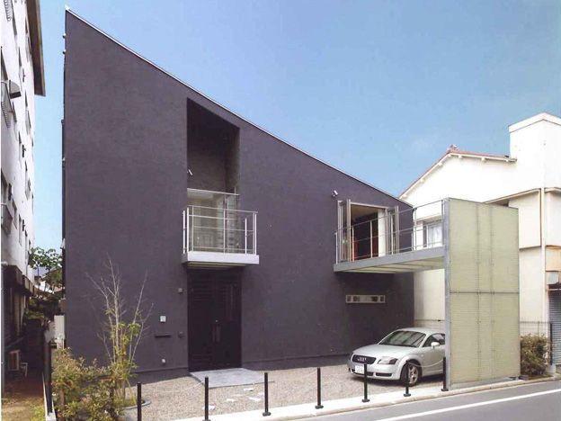画像 : 片流れ屋根の外観 画像まとめ(建築家 おしゃれ 勾配 軒高 太陽光 ローコスト など - NAVER まとめ