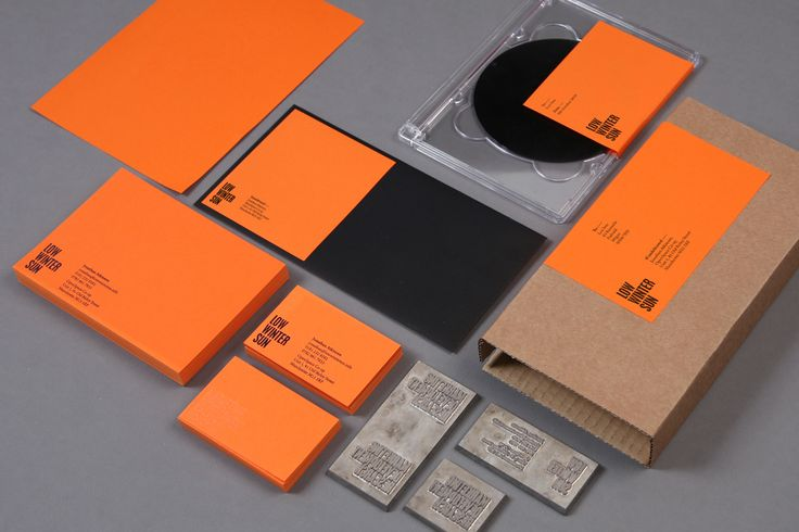 Branding and printed collateral for environmental consultant Jonathan Atkinson designed by Because Studio.