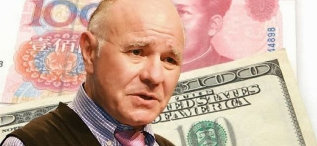 Governments To Seize People's Gold – Marc Faber