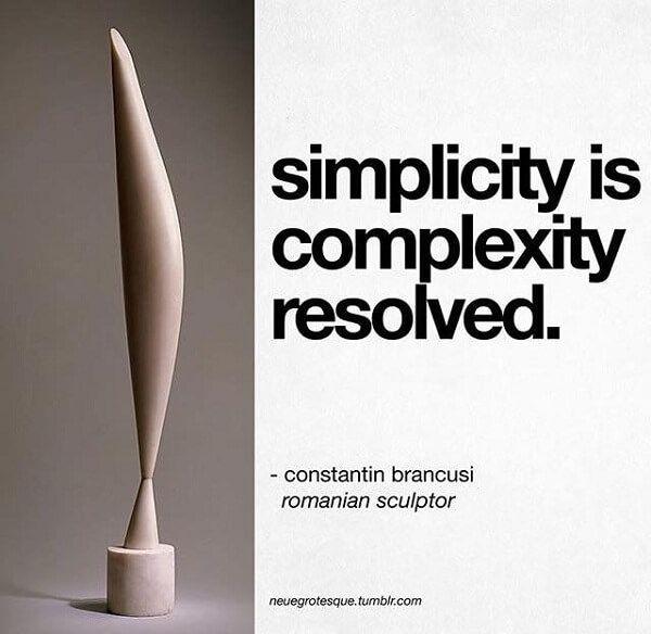 Săptămâna Brâncuşi … celebrăm împreună esenţa lucrurilor ! O sculptură nu se sfârşeşte niciodată, ci se continuă în cer, în piedestal – şi în pământ. Brâncuşi #Brancusiweek, #Brancusi140, #ConstantinBrancusi.