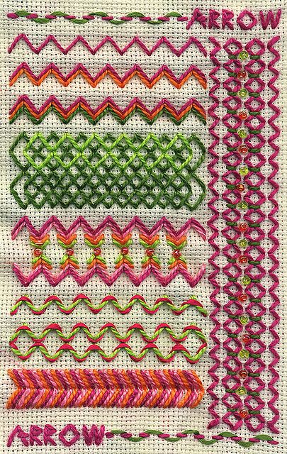 TAST: Arrow Stitch