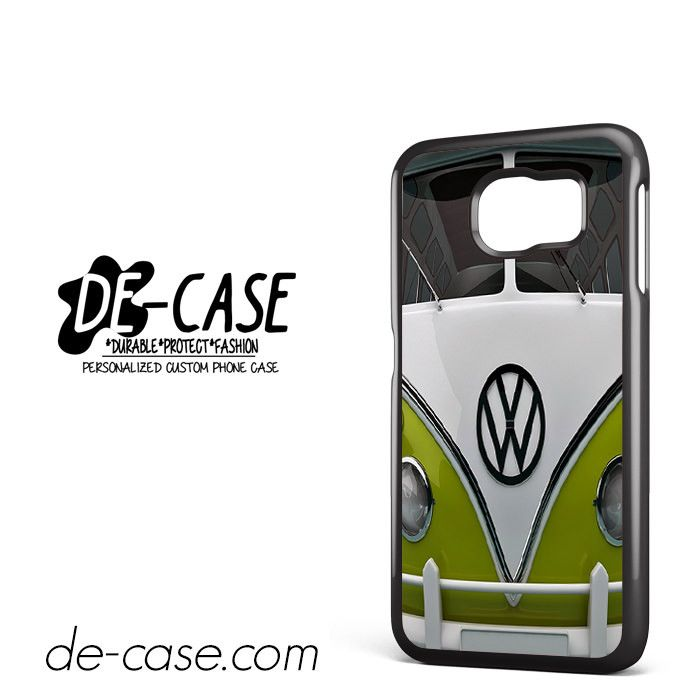 Green Bus VW DEAL-4847 Samsung Phonecase Cover For Samsung Galaxy S6 / S6 Edge / S6 Edge Plus