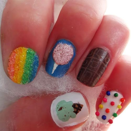 Amazing-Summer-Nail-Art-Designs-Ideas-For-Girls-2013-13