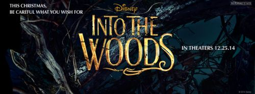 Check out the all new Disney's Into the Woods Trailer