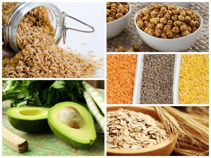 M s de 1000 ideas sobre alimentos ricos en fibra en pinterest alimentos ricos en fibra - Alimentos ricos en gluten ...