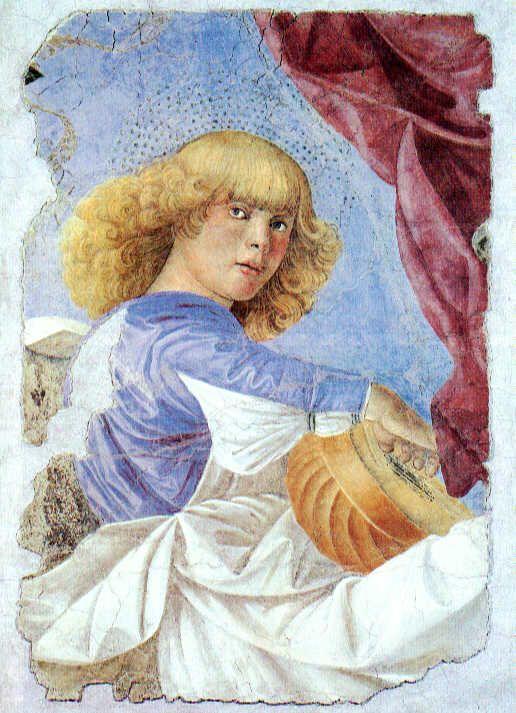 De frescotechniek bestaat uit schilderen op vochtig pleisterwerk. Voordat de kalk wordt aangebracht tekent de kunstenaar met houtskool de afbeelding op de muur. Na het aanbrengen van de natte kalklaag schemert deze tekening nog door de witte kalk heen. Vervolgens brengt de schilder het fresco aan. Dikwijls werd echter ook vooraf op ware grootte een schets gemaakt, een karton dat de schilder die vlug moest werken, op de kalklaag overbracht.