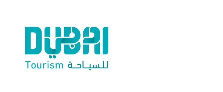 Brilliant design for Dubai Tourism's new logo.  Genius.  || via the Brand New [Under Consideration]