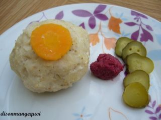 Delicatessen : le gefilte fish traditionnel