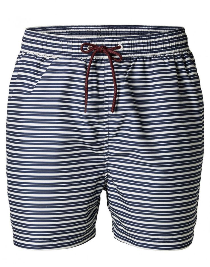 #Maillotdebain #Summer #Selected http://www.letagehomme.com/maillot-de-bain-rayures-bleu-marine-et-blanches-classic-heritage.html