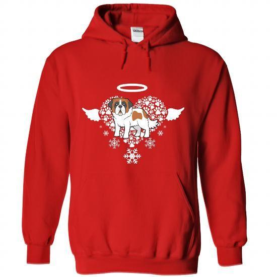 Cool St Bernard Dog Tee And Hoodie T-Shirts