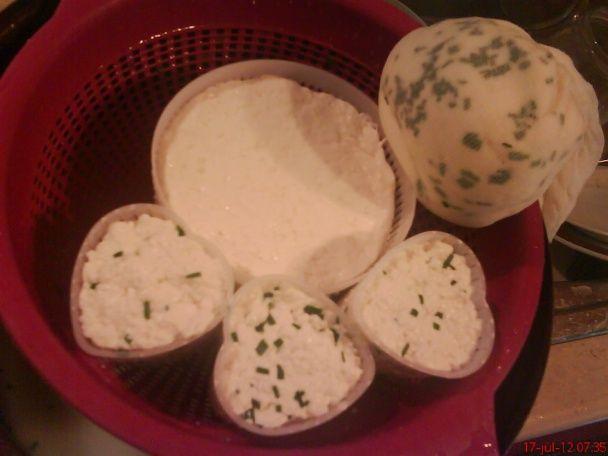 Kozí syr - domáca výroba (fotorecept) - obrázok 6