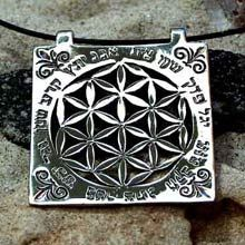Ana Becoach Silver An Excellent Tool for Protection, Healing, and Balancing Jewel's Intention: Bring good health and success to your life  Size:3.5cm/3.5cm - 1.4Inch/1.4Inch  Metal:Solid Sterling Silver 925 Price:$107 Click on image to purchase