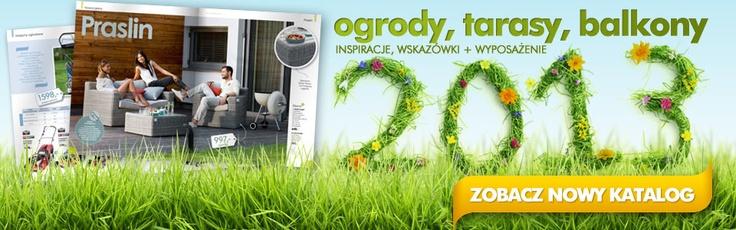 Nowy katalog Ogród 2013