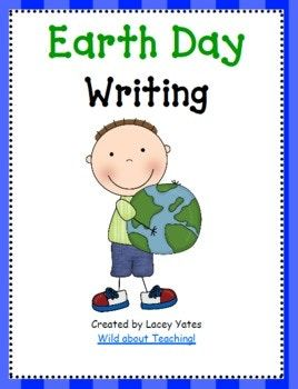 """Includes 3 different types of writing paper to use with Earth Day! -2 versions (Manuscript & D'Nealian styles) of a writing prompt page: """"I can help the earth by..."""" -1 blank half page writing page -1 full page writing page Enjoy! Freebie offered under"""