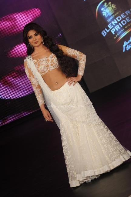 Priyanka Chopra at Blenders Pride Fashion Tour, 2011