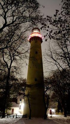 Grosse Point #Lighthouse - Evanston, #Illinois. Uncredited…   -   http://dennisharper.lnf.com/