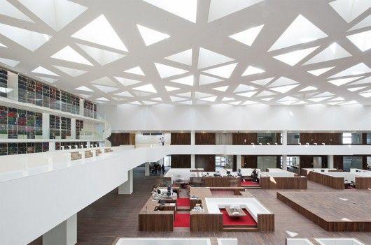 Educational Center Erasmus University Medical Center / Claus en Kaan Architecten
