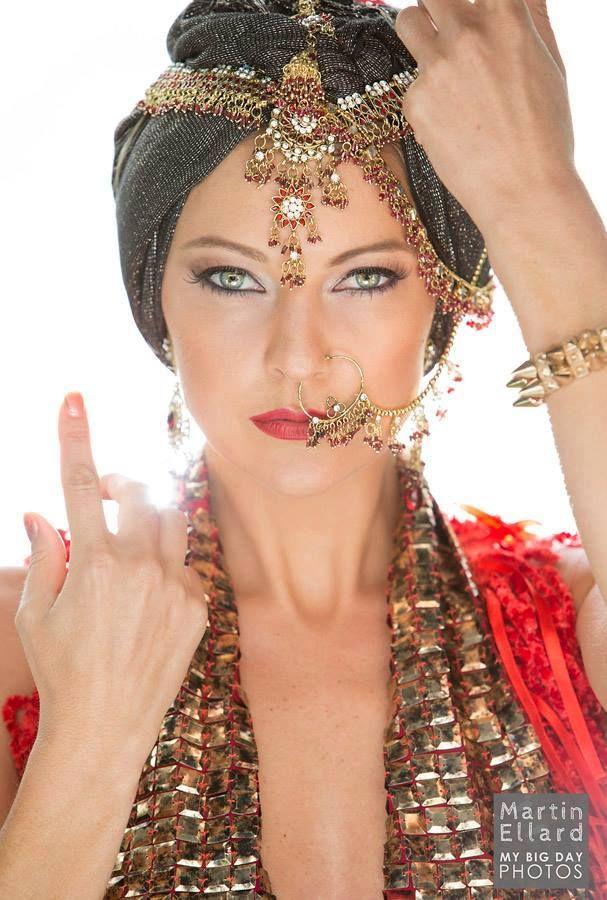 Beautiful jewellery, makeup by me #makeup #FarhanaHennaMUA www.farhana.co.uk