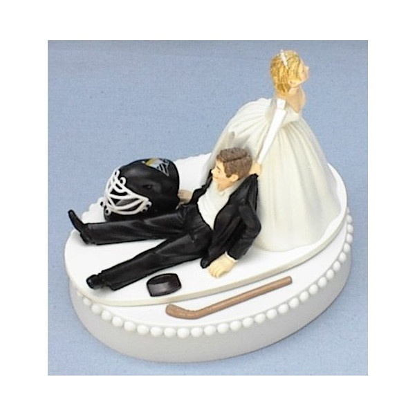 Pittsburgh Penguins Cake Decorations