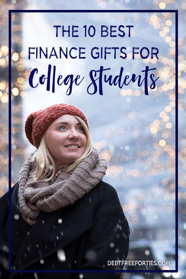 The 10 best finance gifts for college