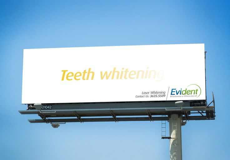 Evident: Teeth whitening