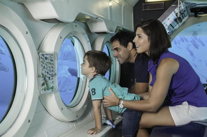 Come experience the adventure of a lifetime on board the Atlantis Submarine in Barbados!