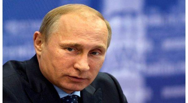 Assunto - Utilidade Pública: Vladimir Putin é considerado a pessoa mais influen...
