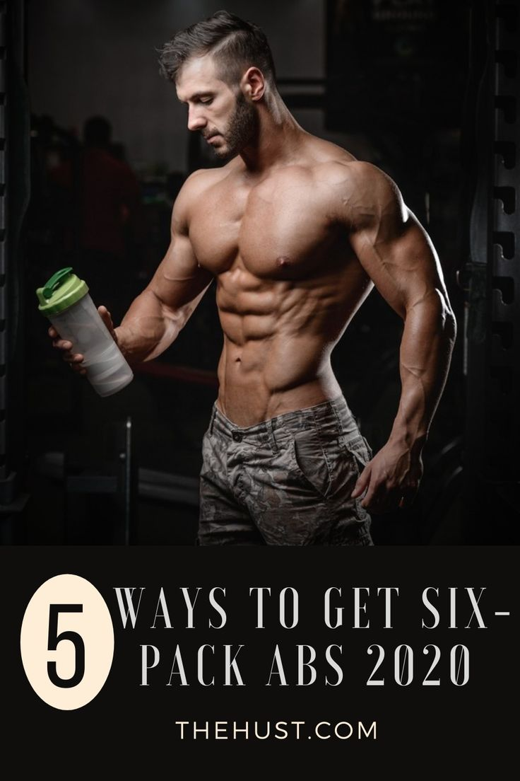 5 best ways to get six pack abs faster in 2020   Interval