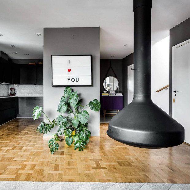 Stylish Scandinavian apartment in sleek shades of grey #delightfull #interiordesign #magazines #mid-century #decoration #lighting #lamps #interiordesign #luxury #decoration #decor #furniture #lighting #lamps #mid-century #architecture #Architects#design #inspiration #ideas #bocadolobo #delightfull #brabbu #koket #cabinets #rugs #upholstery #sofa #retro #jazz #house #home #residential #commercial #projects #dubai #london #showroom #kitchen #bedroom #livingroom #outdoor #usa #america #studio…