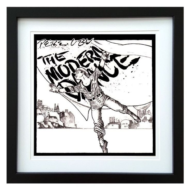 Pere Ubu   The Modern Dance Album   ArtRockStore