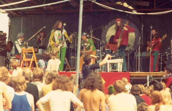 Hyde park 1974