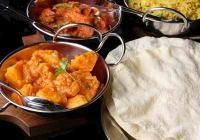 Aloo tamatar (curry de pommes de terre à la tomate)