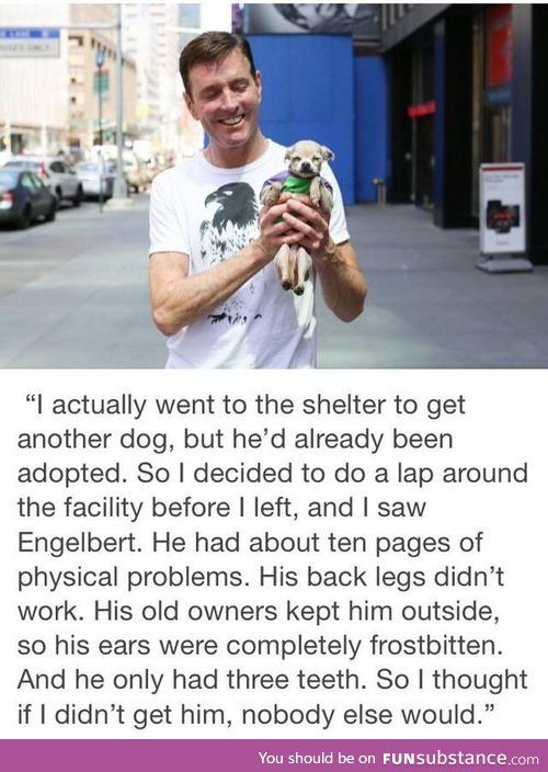 Faith in Humanity Restored                                                                                                                                                                                 More
