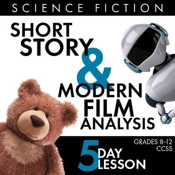 Teach your students how to read a movie in just the same way that we closely read literature with this five-day lesson that begins with a study of Brian Aldiss short story, Supertoys Last All Summer Long, the inspiration for A.I. Artificial Intelligence, a 2001 film directed by Steven Spielberg.After analyzing Aldiss futuristic tale of a robot boy who wants only the love of his human mother, share Spielbergs compelling film