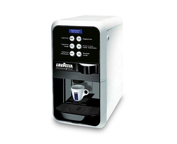 L'Alveare Del Caffè...Il Gusto Del Piacere, propone la Macchina da Caffè EP 2500 Plus Bianco/Nero Lavazza Espresso Point.