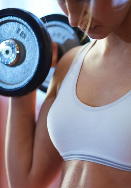 Weight training can change your bodies in ways you wouldn't even think!