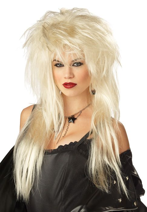 Pizzazz wig from the Misfits - $14.95 #jem | I Love the ...