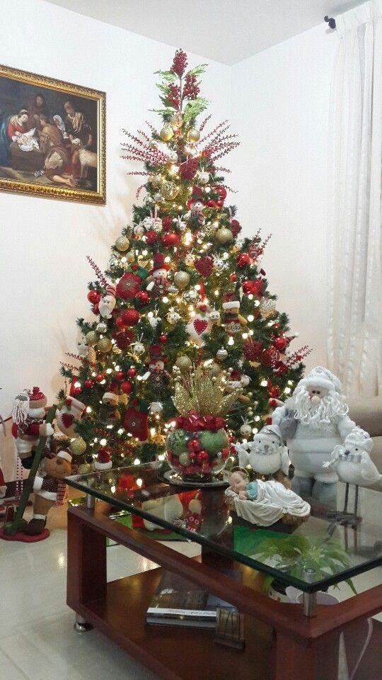 Arbol de navidad 2015