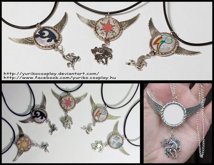 93 best applejack images on pinterest apple jacks ponies and mlp necklace commission by yurikocosplayiantart on deviantart mozeypictures Gallery
