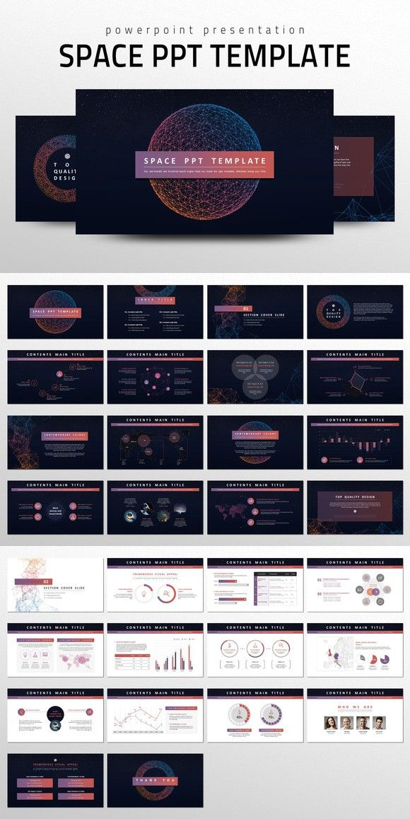 Space PPT Template