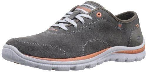 Oferta: 69.95€ Dto: -44%. Comprar Ofertas de Skechers SuperiorCeleb - Zapatillas de cuero hombre, color gris, talla 41 barato. ¡Mira las ofertas!