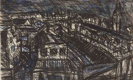 All his life, Leon Kossoff has felt compelled to draw and paint his native London. In the nearest that he has ever come to giving an interview, the artist, self-effacing as ever, explains to Charlotte Higgins how he has spent decades trying to get it right