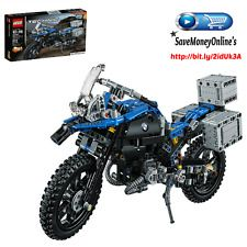 LEGO Technic 42063 BMW R 1200 GS Adventure Building Kit Lego Set 603 Pieces in Toys & Hobbies, Building Toys, LEGO, LEGO Complete Sets & Packs | eBay