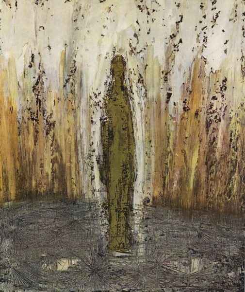 Silence Night - Rorate Coeli by William Congdon | Features | Spirituality & Practice